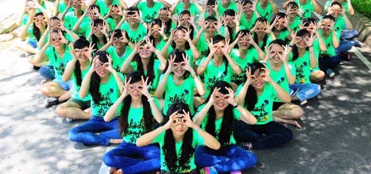 May áo thun đồng phục học sinh giá rẻ tại Kiên Giang