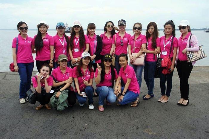 Công ty may áo thun đồng phục giá rẻ tại quận Phú Nhuận