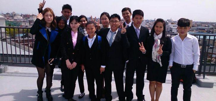 Công ty may áo thun đồng phục học sinh giá rẻ tại quận 12 – TPHCM