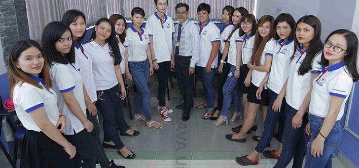 May đồng phục công sở giá rẻ tại TPHCM