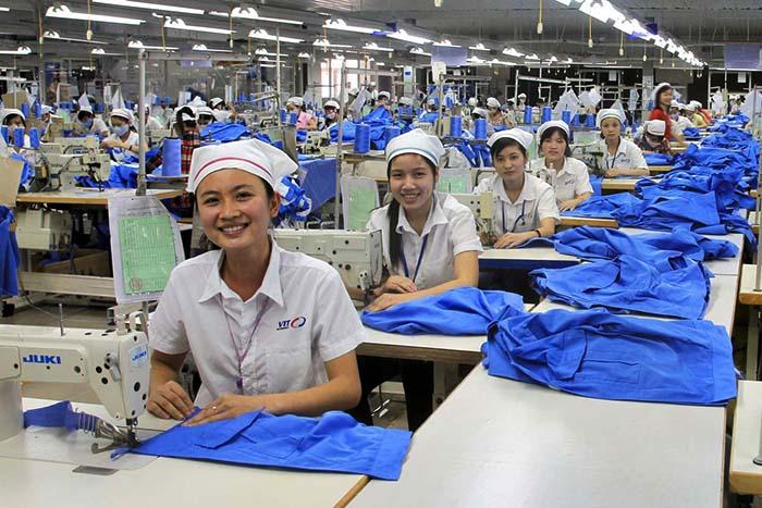 Công ty may đồng phục bảo hộ chất lượng, đẹp, giá rẻ tại TPHCM