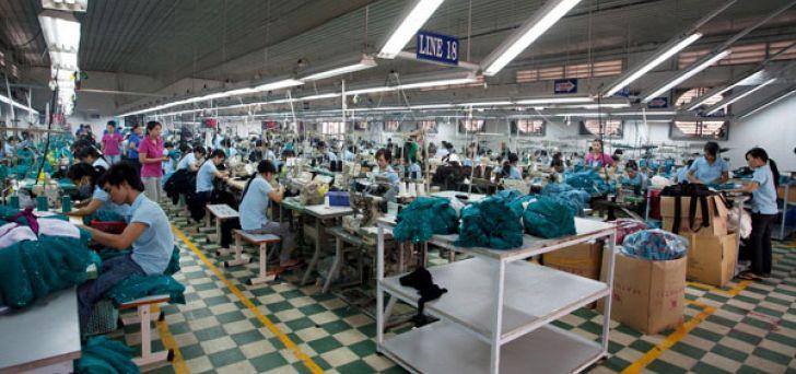 Xưởng may in/thêu áo thun đồng phục chất lượng, giá rẻ