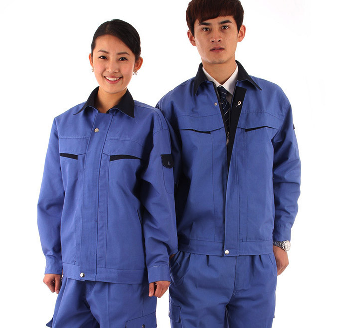 May đồng phục bảo hộ lao động giá rẻ - chất lượng tại quận Tân Bình