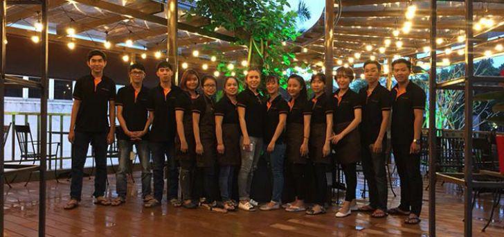 Công ty may đồng phục nhà hàng khách sạn chất lượng tại Tp.HCM