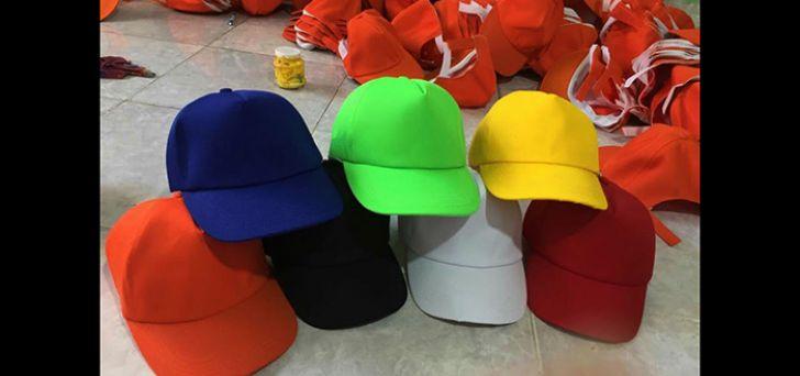 In mũ nón lưỡi trai đồng phục cao cấp – giá rẻ – chất lượng tại TP.HCM