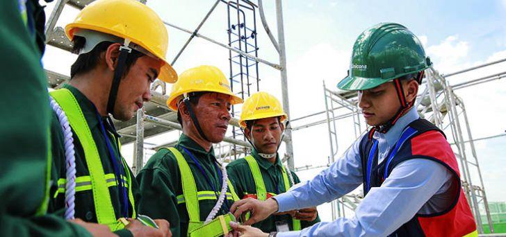 Xưởng may đồng phục bảo hộ lao động giá rẻ – chất lượng