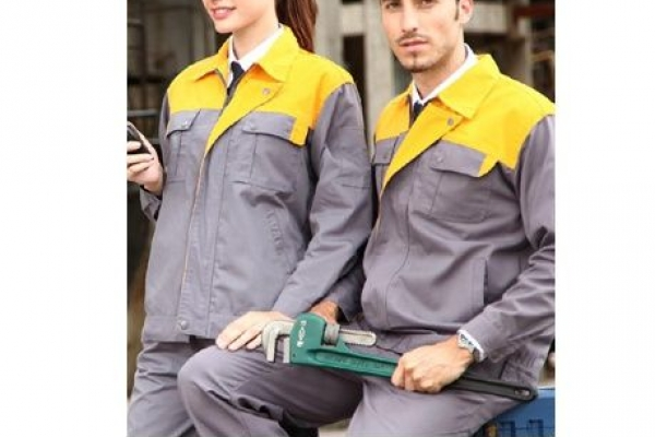Đồng phục bảo hộ lao động tay dài cho cả nam và nữ
