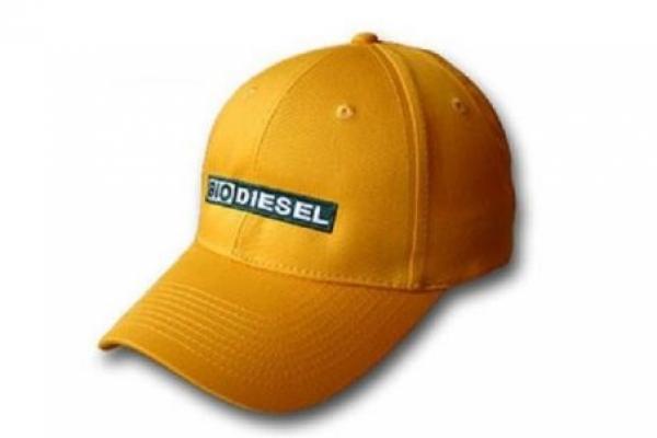 Nón kết đồng phục màu vàng Bio Diesel