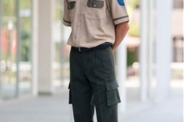 Đồng phục bảo vệ khách sạn cao cấp