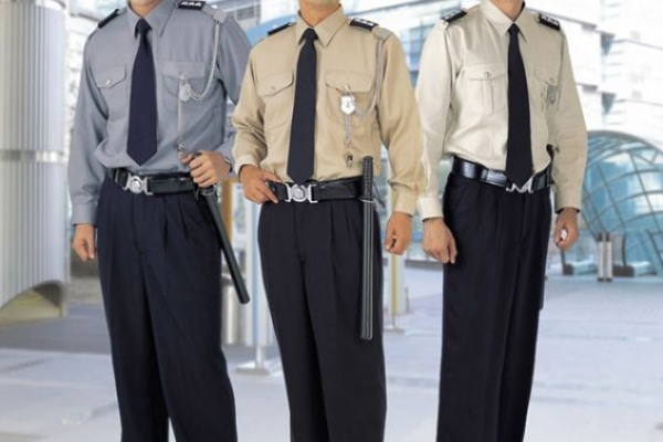 Đồng phục bảo vệ nam cao cấp