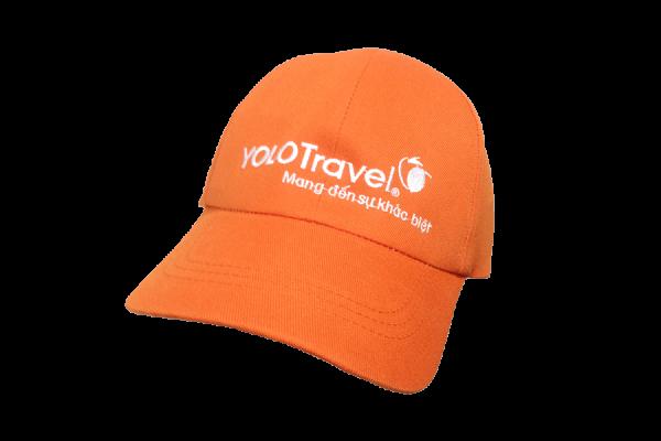 Nón lưỡi trai dành cho công ty du lịch