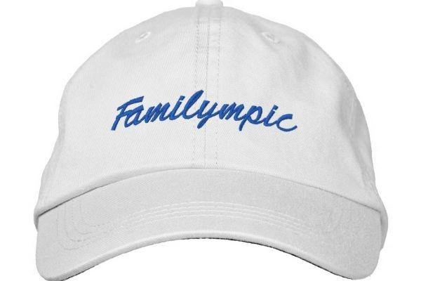Nón lưỡi trai sự kiện, nón quà tặng chất lượng màu trắng thêu logo