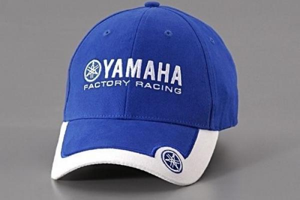 Nón Đồng Phục Quảng Cáo Màu Xanh Trắng Yamaha