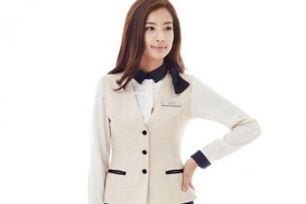 Đồng phục vest cho nhân viên nữ nhà hàng, khách sạn